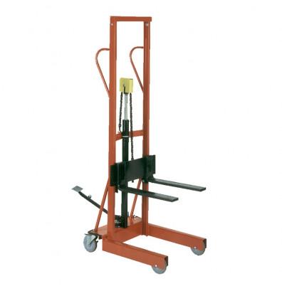 """Wesco LLHF Lite-Lift 500 lb Load 54"""" Lift Fork Hydraulic Pedal Lift Truck"""