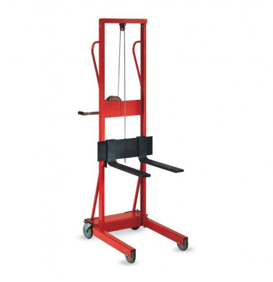 Wesco LLWF Lite-Lift Manual Hand Winch Fork Lift Truck