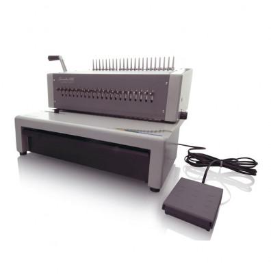 Swingline GBC CombBind C800Pro High Volume Electric Punch Comb Binding Machine
