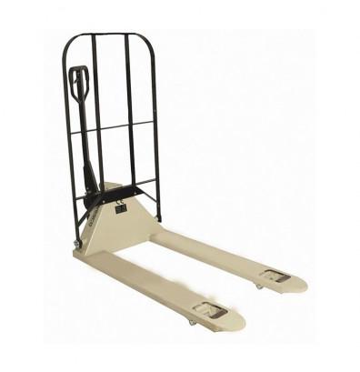 Wesco Backrest Backrest Kit Only. Pallet Jack sold separately.