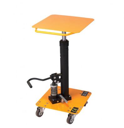 "Wesco VLT200 200 lb Load 16"" x 16"" Value Lift Hydraulic Lift Table"