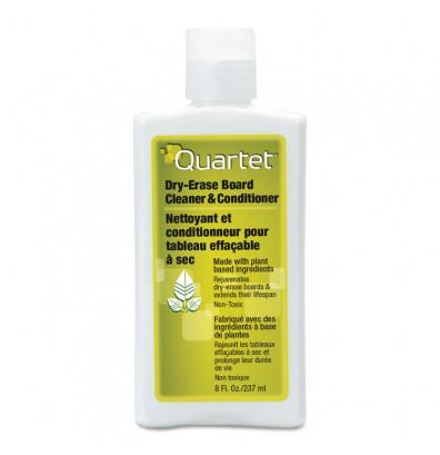 Quartet 8oz BoardGear Marker Board Conditioner/Cleaner for Dry Erase Boards Bottle