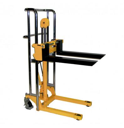 "Wesco VL47 Value Lift 47"" Lift Manual Hydraulic Fork Stacker"