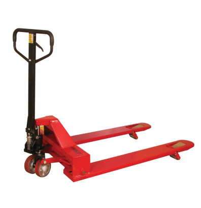 "Wesco 4Way Pallet Truck 33"" W x 44"" L"