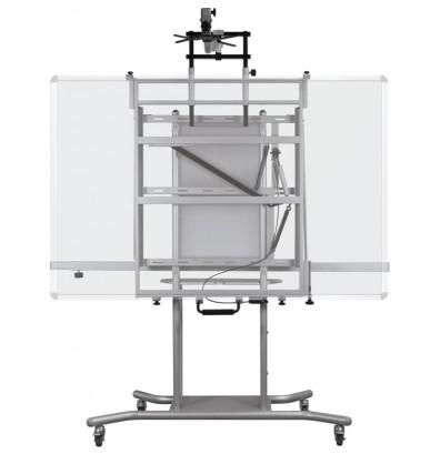 Best-Rite Elevation 27640 Wallmount w/ Cart & Super Short Throw Arm