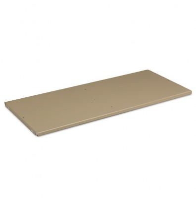 Tennsco Cabinet Shelves - Shown in Sand
