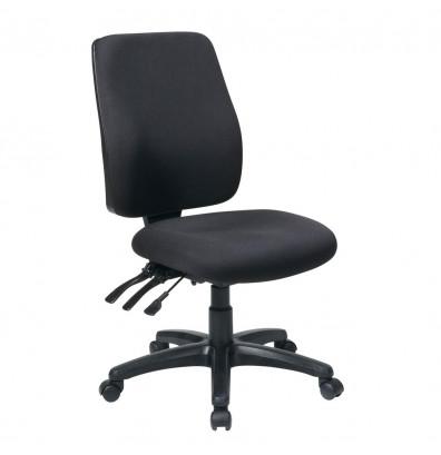 Office Star Dual Function Fabric High-Back Ergonomic Task Chair (Model 33340-30)