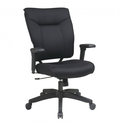 Office Star Professional Mesh Mid-Back Executive Office Chair (Model 37-33N1A7U)