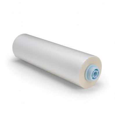 Swingline GBC HeatSeal EZload NAP II Clear 25 x 250 3 mil Roll Film (2 rolls)