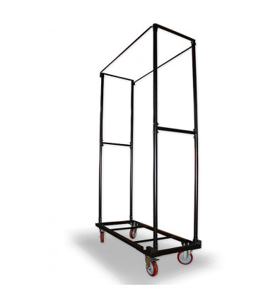 Mayline 5000C Folding Chair Stack Cart for 5000FC