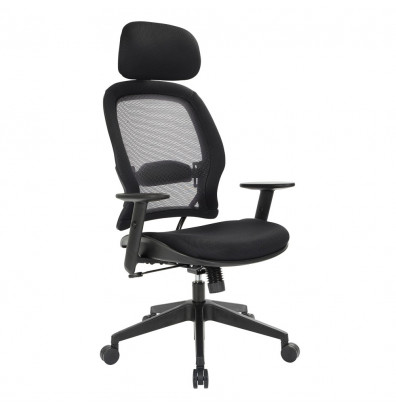 Office Star 55403 Professional AirGrid Mesh Office Chair