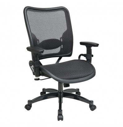 Office Star Professional AirGrid Mesh Mid-Back Managers Chair (Model 6216)
