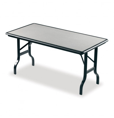 "Iceberg IndestrucTable 60"" x 30"" Folding Table"