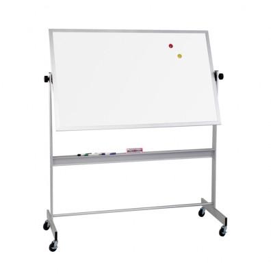 Best-Rite 668AG-DD Porcelain 6 ft. x 4 ft. Aluminum Trim Reversible Board