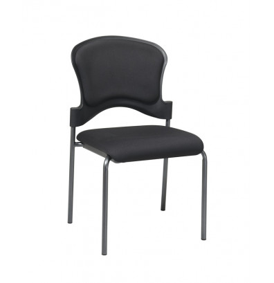 Office Star Contoured Back Fabric Stacking Guest Chair (Model 82720-30)