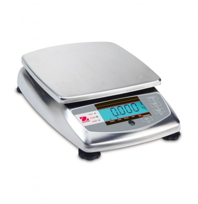OHAUS FD Series Bench Scales, 6 lbs. to 30 lbs. Capacity