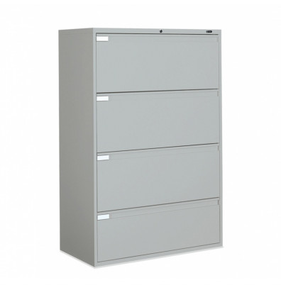 Global 4 Drawer 36 Quot Wide Lateral File Cabinet Letter Amp Legal