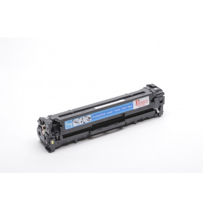 Premium Compatible HP OEM Part# CB541A Toner