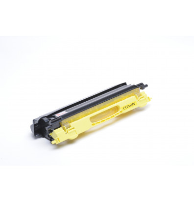 Premium Compatible Brother OEM Part# TN115Y Toner