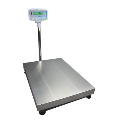 Adam Equipment GFK Legal for Trade Floor Scales, 150 lbs. to 660 lbs. Capacity