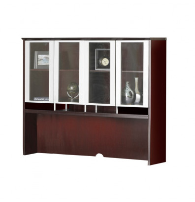 "Mayline Napoli NH63 63"" W Hutch (Shown in Sierra Cherry)"