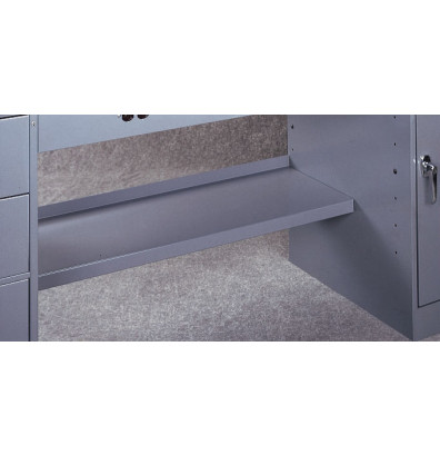 "Tennsco SM-42 Lower Shelf for 72"" W Top Modular Electronic Workbenches (Shown in Medium Grey)"