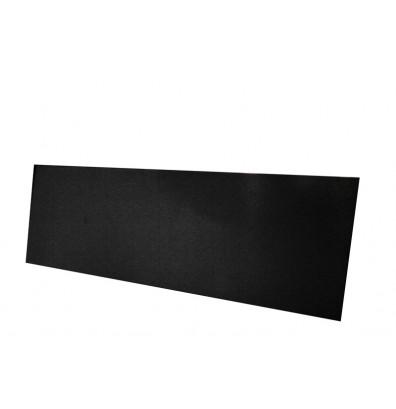 "Mayline AFTP66 66"" W Fabric Task Panel, Black"