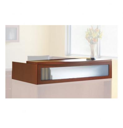 "Mayline Aberdeen ARDTC 72"" W Reception Transaction Counter (cherry)"
