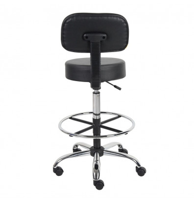 Boss B16245 Caressoft Medical Doctor S Stool Footring
