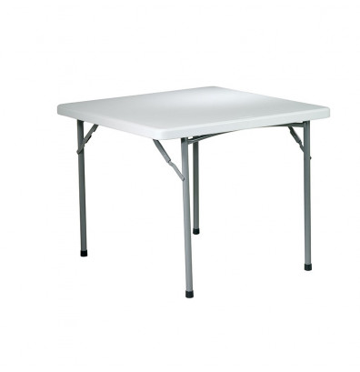 Office Star Bt36 36 X Square Multi Purpose Folding Resin Table
