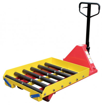 Pallet Jack not included