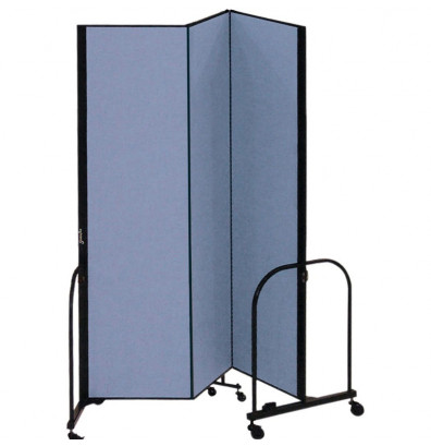 ScreenFlex CFSL803 FreeStanding Portable Configurable Room Divider 8