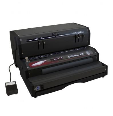 Tamerica OPTIMUS-46HD Electric Coil Binding Machine |Coil Binding Machine