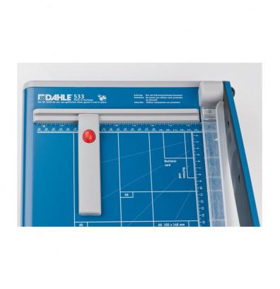 dahle 533 13 3 8 cut professional guillotine paper trimmer