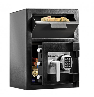 Sentry DH-074E 0.94 Cubic Foot Depository Safe