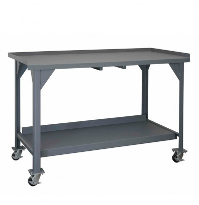 Durham Steel 4,000 lbs Capacity Mobile Workbench
