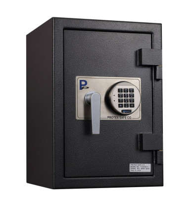 Protex FD-2014LS II Rear-Drop Through-Wall Long Chute Depository Safe