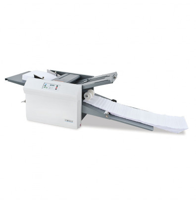Formax FD-342 Document Folder, Manual Setting