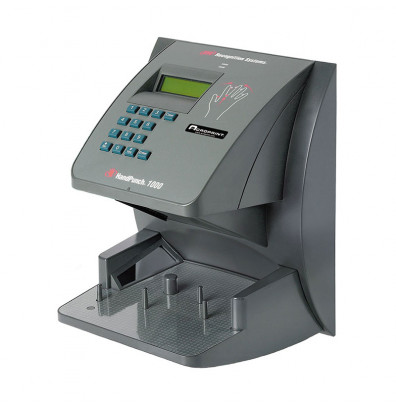 Acroprint HP1000 HandPunch 50-Employee Terminal, Expandable