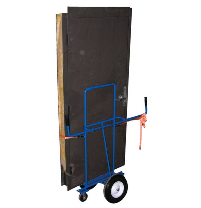 Vestil Handheld Easy Move Panel Cart