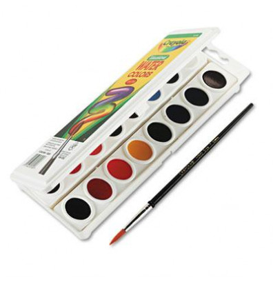 Crayola 16-Color Watercolor Set