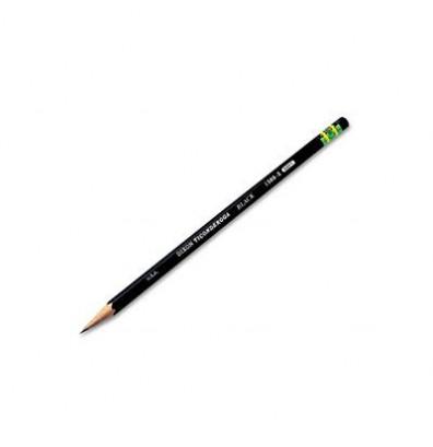 Dixon Ticonderoga #2 Black Woodcase Pencils, 12-Pack