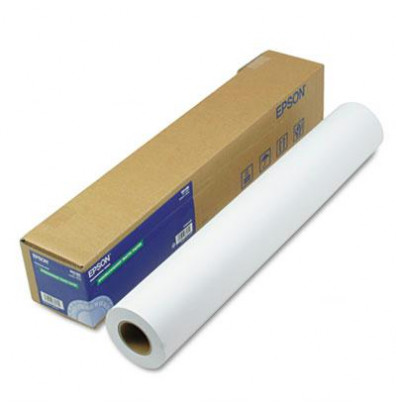 "Epson 24"" X 82 Ft., 8.3 mil, Double Weight Matte Paper Roll"