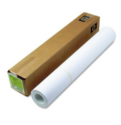 "HP Designjet 24"" X 100 Ft., 35lb, Coated Paper Roll"
