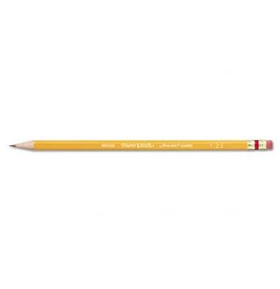 Paper Mate Mirado #2.5 Yellow Woodcase Pencils, 12-Pack