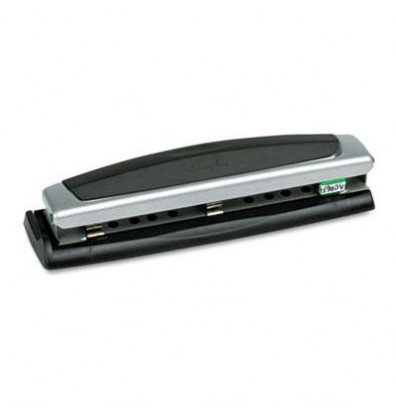 Swingline 10-Sheet Precision Pro 2 & 3-Hole Punch