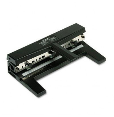 Swingline 40-Sheet Adjustable 2- to 7-Hole Punch