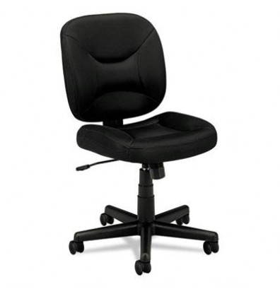 Basyx VL210 Fabric Low-Back Task Chair