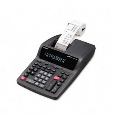 Casio DR-210TM Two-Color 12-Digit Desktop Printing Calculator