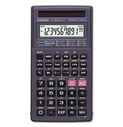 Casio FX-260 Solar All-Purpose 10-Digit Scientific Calculator